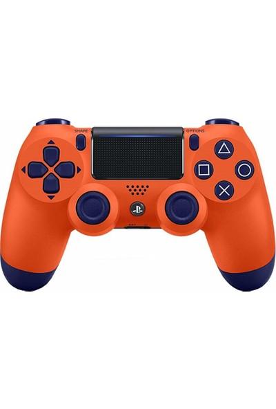 Ps4 Dualshock 4 V2 Gamepad Yenilenmiş Kol - Sunset Orange Turuncu