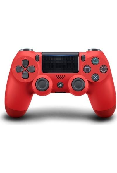 Ps4 Dualshock 4 V2 Gamepad Yenilenmiş Kol - Kırmızı