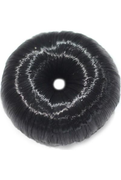 Trina Siyah Saç Topuz Aparat Tokası -023