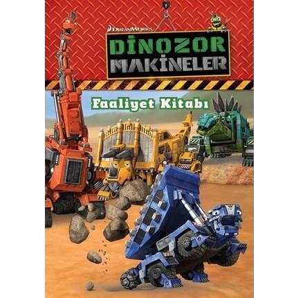 Dinozor Makineler Faaliyet Kitabi Fiyati Taksit Secenekleri