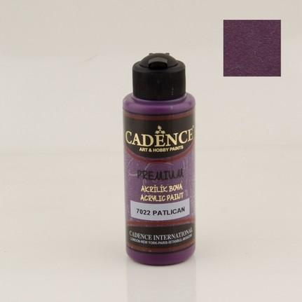 Cadence Premium Akrilik Boya 120 Ml Patlican Fiyati