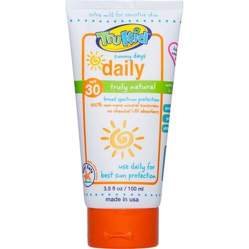 Trukid Sunny Days Daily Spf 30+ Mineral Organik İçerikli Güneş Kremi 100 ml