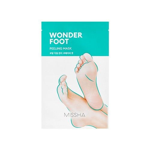 Missha Wonder Foot Peeling Mask