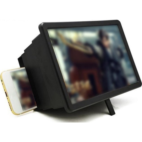 Microcase F2 Cep Telefonu Ekran Büyüteci Siyah Fiyatı