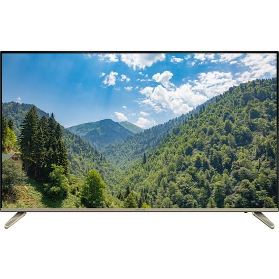 Grundig 50GCU8900B 50'' 127 Ekran Uydu Alıcılı 4K UHD LED TV