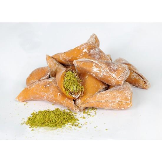 Bizim Yöre Antep Fıstıklı Muska Pestil   Samsa - 1 kg