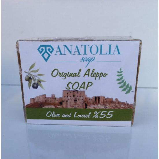 Anatolia Soap Halep Sabunu %55