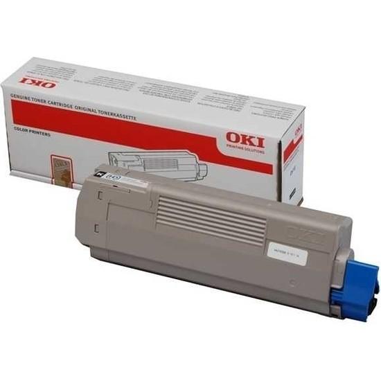 Oki 46490406 Kırmızı Toner C532/C542/MC563/MC573
