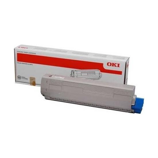 Oki 46490407 Mavi Toner C532/C542/MC563/MC573