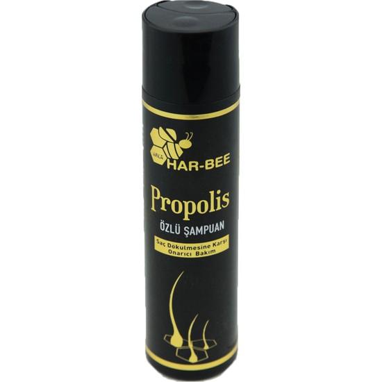 Har-Bee Propolis Özlü Şampuan Saç Dökülmesine Karşı Onarıcı Bakım 300ML