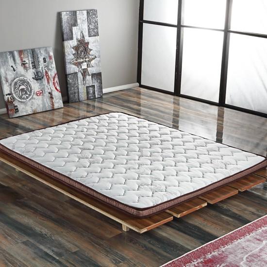 Us. Sleepıng Full Bamboo Visco Ped Yatak Şiltesi 90 X 190