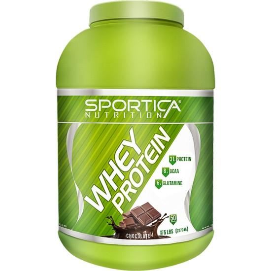 Sportica Nutrition Whey Protein 2270 gr