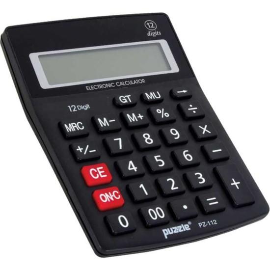 Puzzle Puzzle Hesap Makinası 112