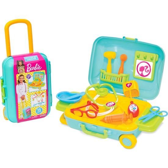 Dede Barbie Doktor Set Bavulum