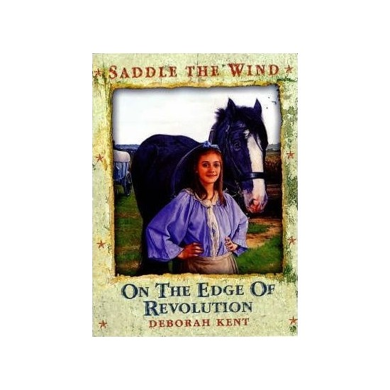 On The Edge Of Revolution Saddle The Wind