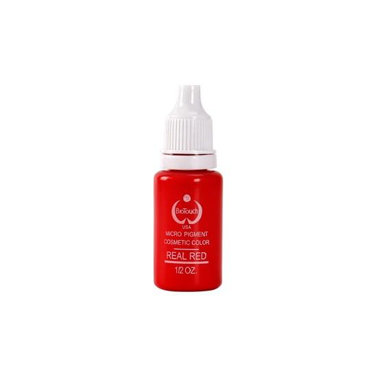 Biotouch Kalıcı Makyaj Boyası 15 ml Gerçek Kırmızı