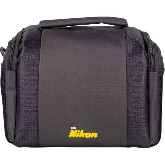 Nikon Dslr Fotoğraf Makinesi Kare Model Çanta