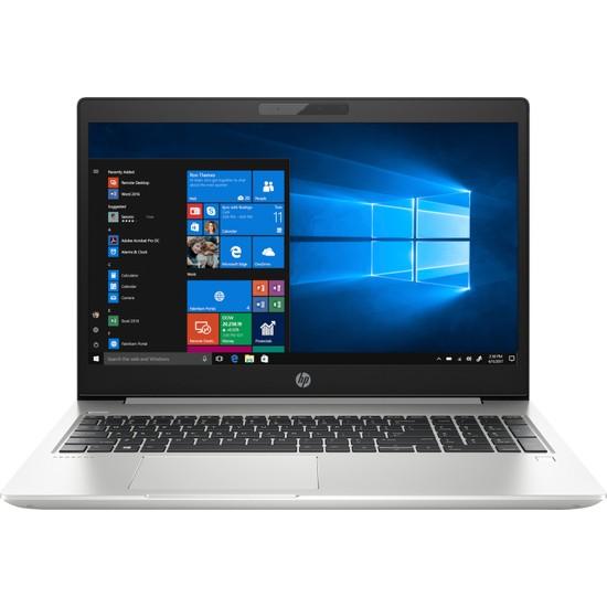"""HP Probook 450 Intel Core i5 8265U 8GB 256GB SSD Windows 10 Pro 15.6"""" Taşınabilir Bilgisayar 6MP57ES"""
