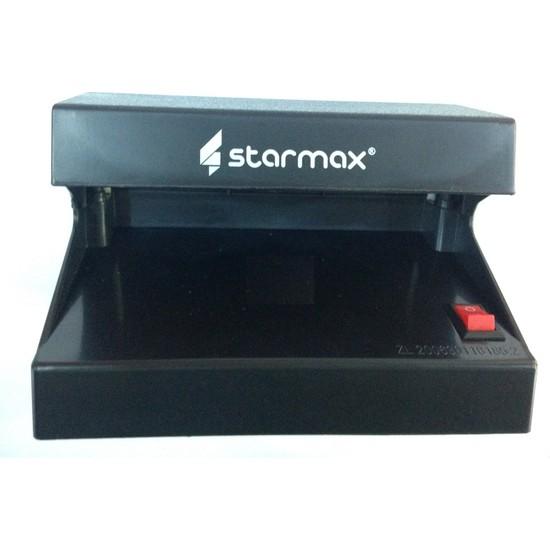 Starmax Sm-8001 Sahte Para Dedektörü Pilli