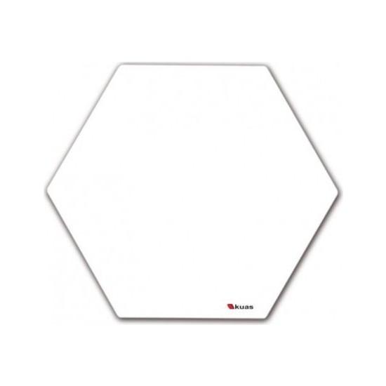 Kuas Isp Metal Panel İnfrared Isitici He x agon 60 Elektri̇kli̇ 300 Watt 520 x 600 x 25