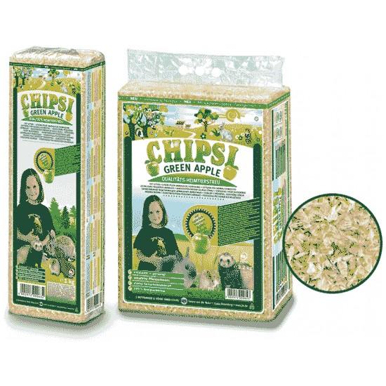 Chipsi Elma Kokulu Hijyenik Kemirgen Talaşı 15 L