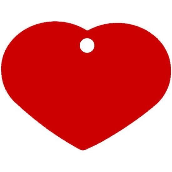 Imarc Kırmızı Kalp Köpek İsimliği