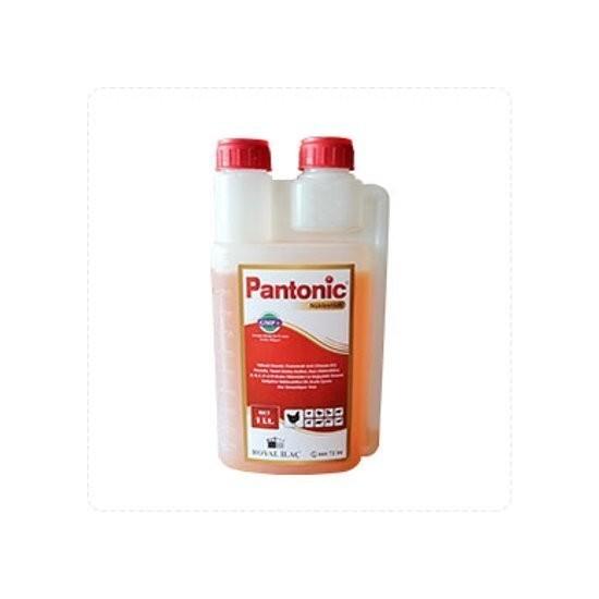 Royal İlaç Pantonic 1 Lt Vitamin Aminoasit Nükleotit
