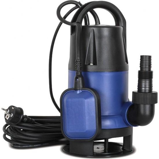 Staxx Power QSB-JH-550B Temi̇z Ki̇rli̇ Su Bıçaklı Dalgiç Pompa 550W