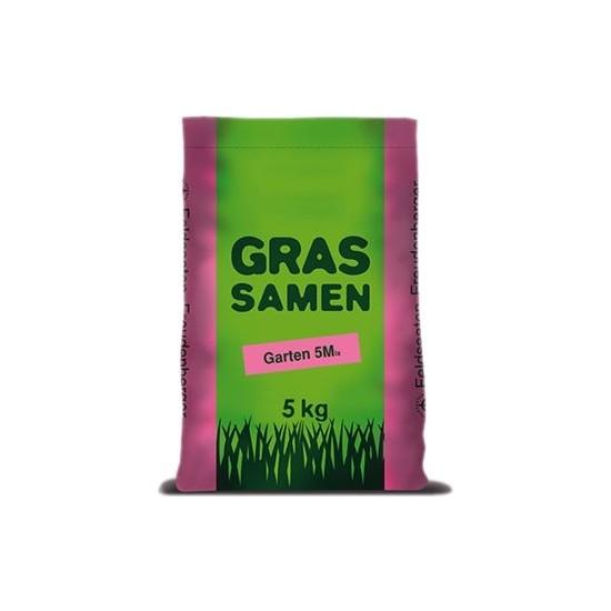 Grassamen Garten 5M Çim Tohumu (5'li Karışım Çim Tohumu) - 10Kg