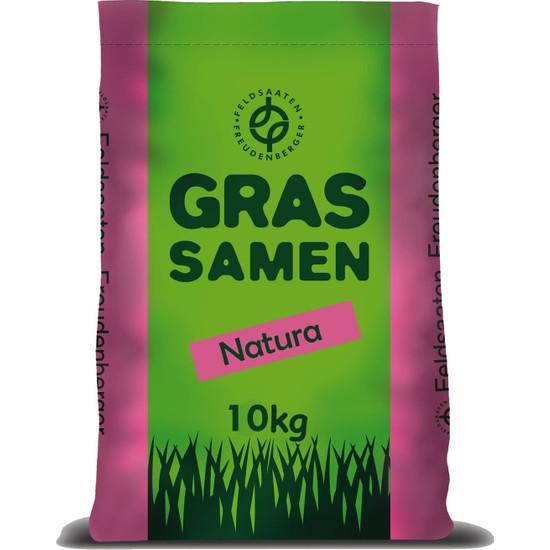 Gras Samen Natura 6 Mix Hara - Mera Çim Tohumu 10 kg