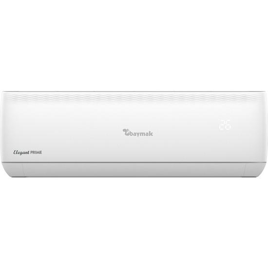 Baymak Elegant Prime 09 A++ 9000 BTU R32 Duvar Tipi Inverter Klima