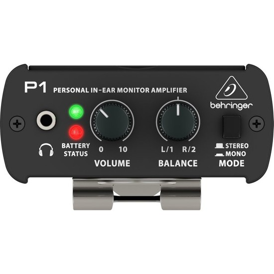 Behringer Powerplay P1 Kulak içi Monitör Amfisi