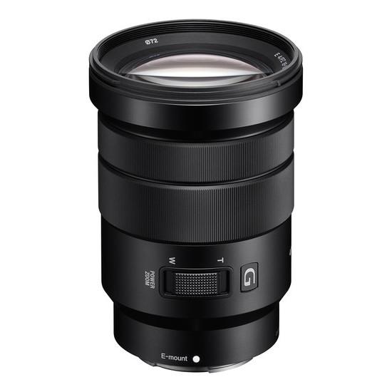 Sony 18-105MM F/4 E Pz Oss G Tele Lens