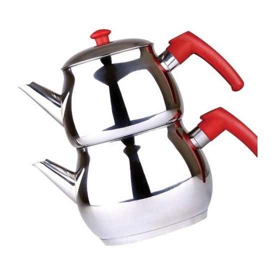 Mrş Emino x Orta Küre Çaydanlık