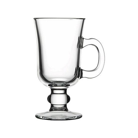 Paşabahçe 55141 Irısh Kulplu Latte Bardak 2 li