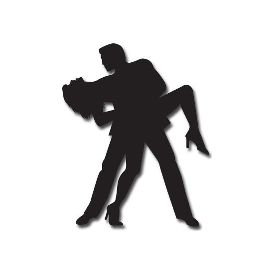 Stdesign Tango Dans Tablo Duvar Süsü
