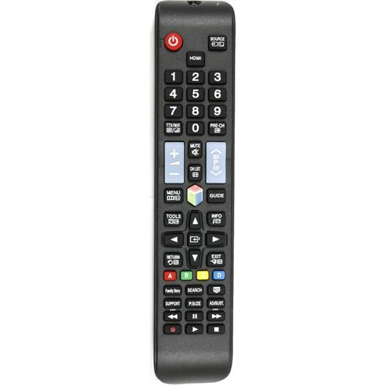 Zapp-156 Samsung Aa59-00581A 3D Lcd Tv Kumandası