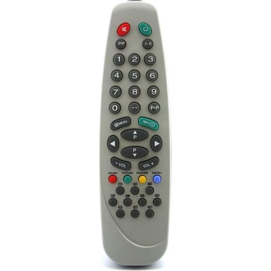 Zapp-274 Vestel - Seg - Redal Tv Kumandası