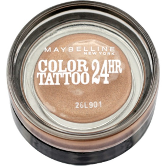 Maybelline New York Color Tattoo 24H Göz Farı - 35 On And On Bronze - Bronz