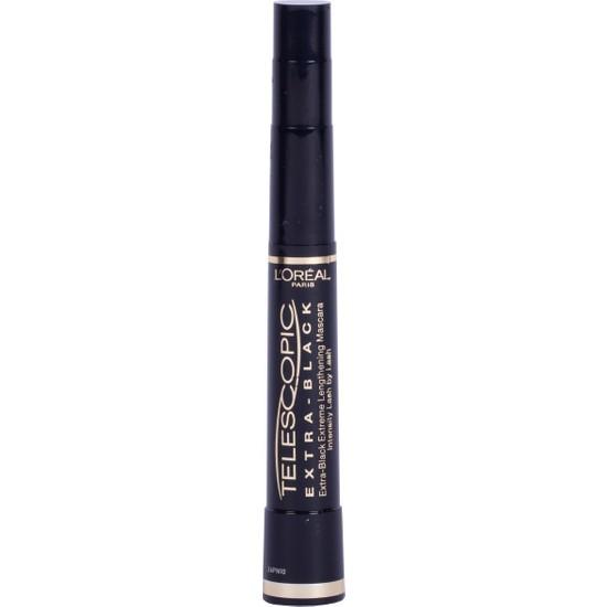 L'Oréal Paris Telescopic Carbon Black Maskara - Siyah