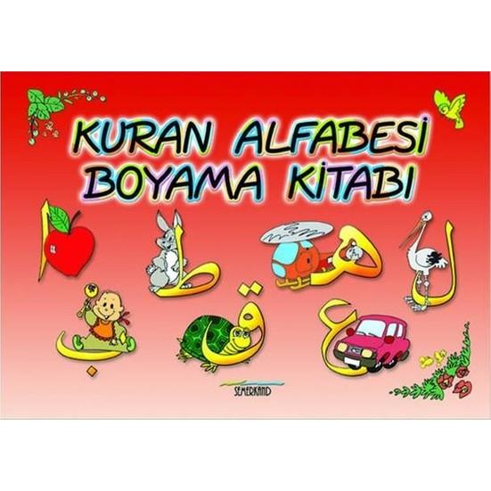 Kuran Alfabesi Boyama Kitabi Ahmet Kasim Fidan Fiyati