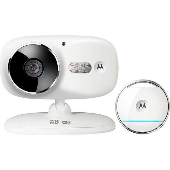 Motorola Focus 86 Wifi Hd Kamera ve Hareket Algılayıcı Sensör (8 Gb Sandisk Hafıza Kartı Hediyeli)