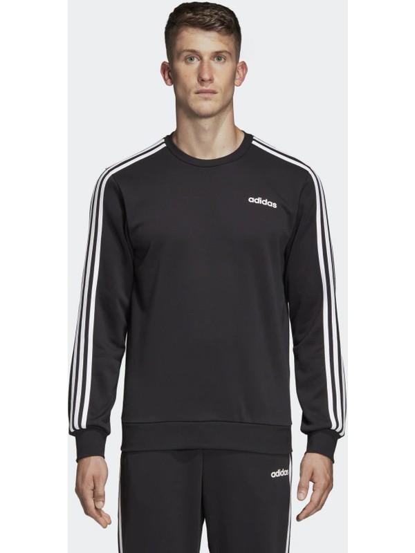 Adidas 3S Crew Ft Erkek Sweatshirt DQ3083