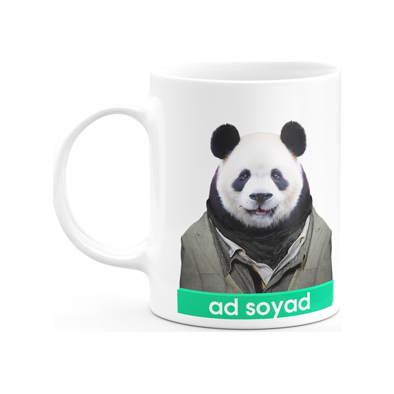 Defacto Panda Baskili Bardak Bu Mudur