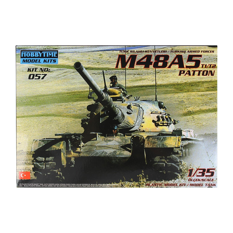 Hobby Time 057 Turk Silahli Kuvvetleri M48a5t1 T2 Patton Fiyati