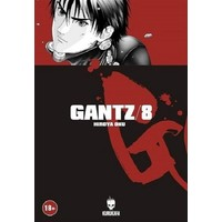 Gantz 8 - Hiroya Oku