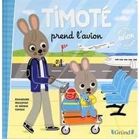 Timote Prend L'Avion - Emanuelle Massonaud
