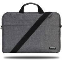 Classone TL2564 15,6 inç Notebook El Çantası-Gri