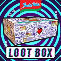 Indomie Loot Box(Gamer Noodle Box)