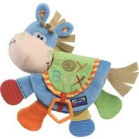 Playgro Toy Box Öğretici Peluş Kitapçık